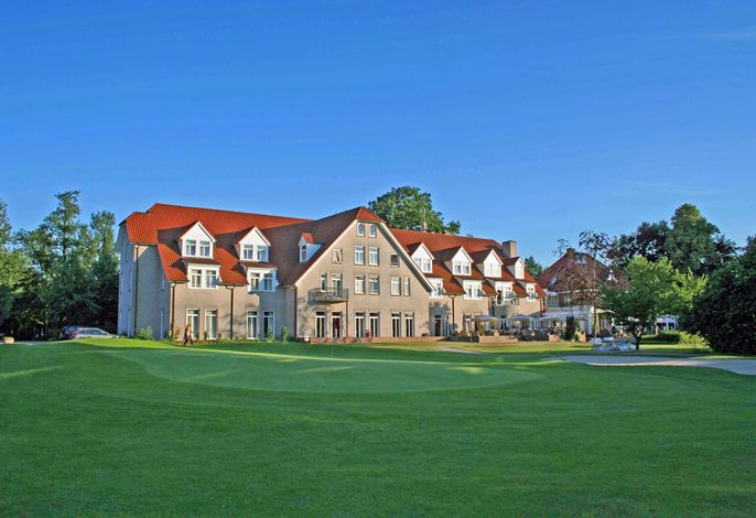 Direkt am Golfplatz - Das Ahauser Land- und Golfhotel