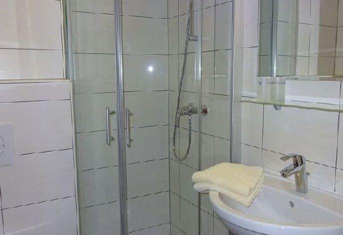 Dusche Arberzimmer