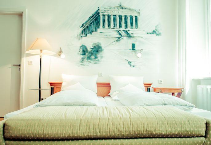 Doppelzimmer Standard, Zimmer
