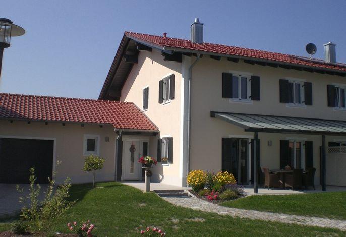Hausansicht Ferienhof Nirschl (Wohnung Sonnenaufgang)
