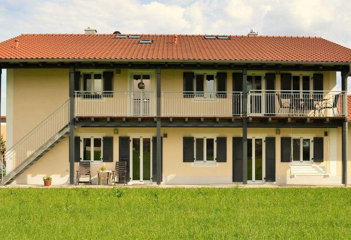 Hausansicht Ferienhof Nirschl (Wohnung Abendrot)