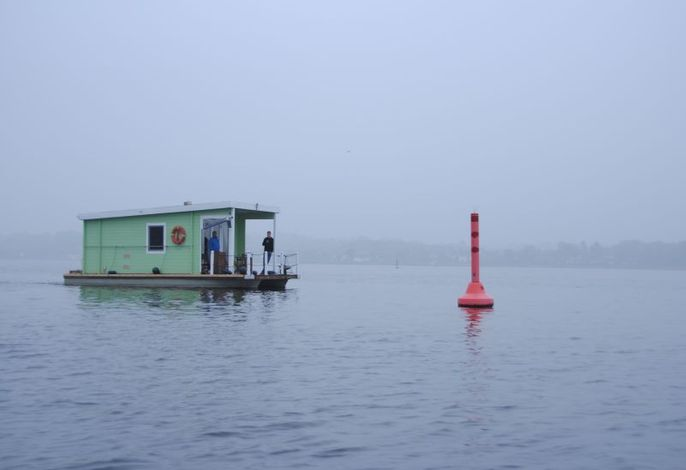 Schleihausboot