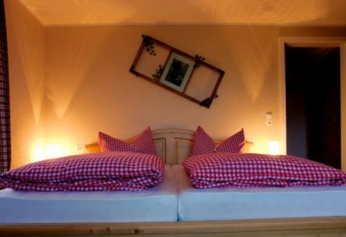 Bauernstube - Schlafzimmer
