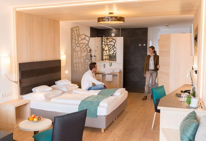 Panorama-Pool-Suite im Thula Wellnesshotel Bayerischer Wald