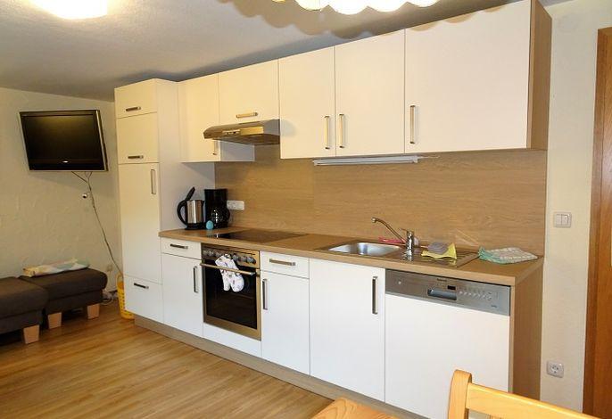 Küche in erster Etage