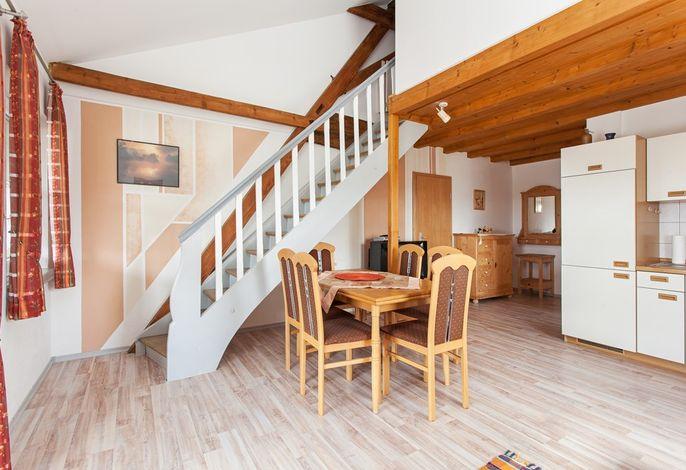Wohnung Isa - Wohnraum