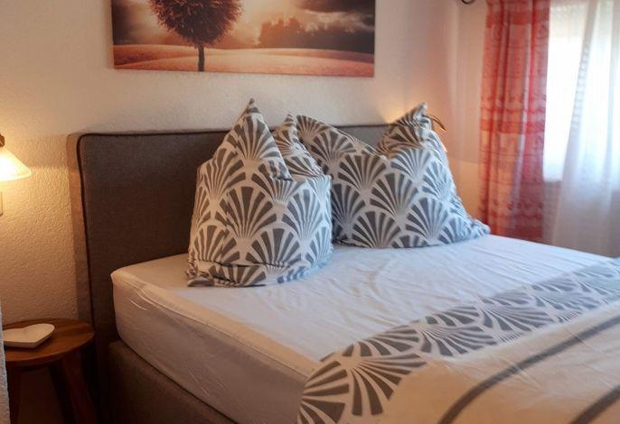 Schlafzimmer Wohnung Bergblick