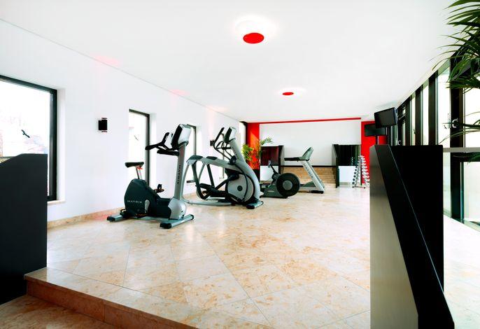 DORMERO Kelheim - Fitnessbereich