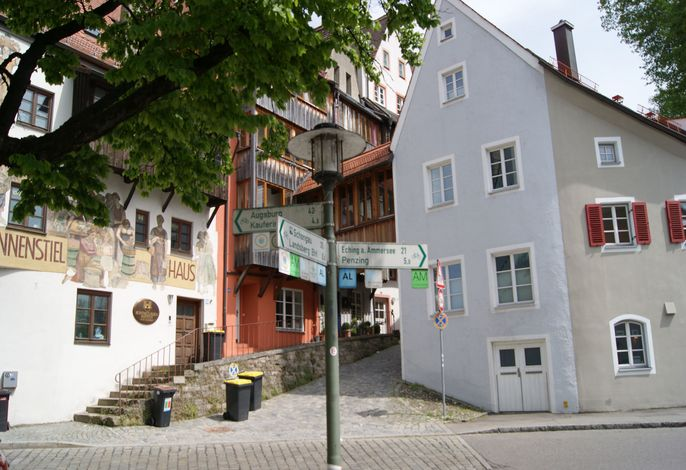 Haus am Hexenviertel