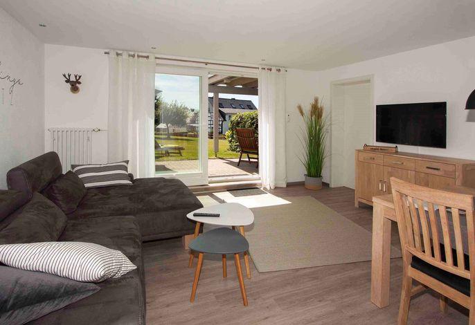 Ferienwohnung Vollmers-Dünnebacke - Holthausen Sauerland - Wohnung Lieblingsplatz