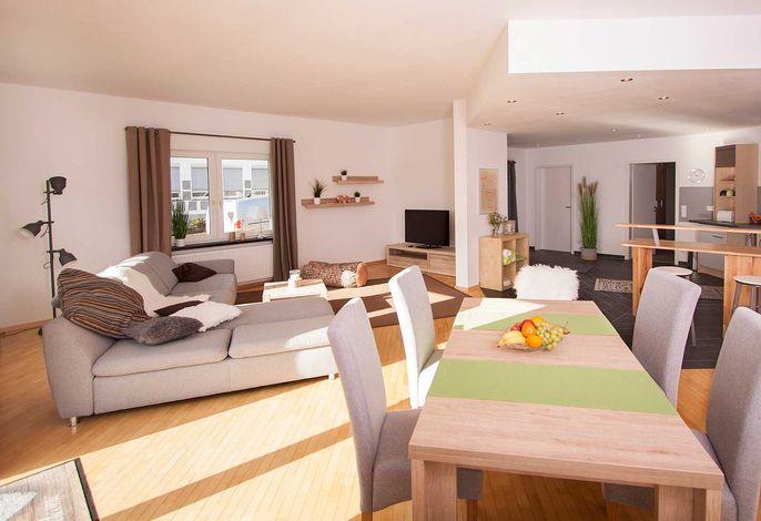 Ferienwohnung Vollmers-Dünnebacke - Holthausen Sauerland - Wohnung Auszeit