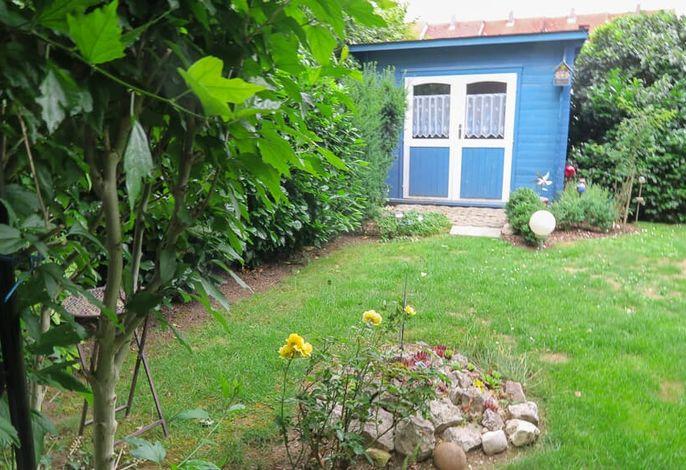 Ferienwohnung Eibl/ Garten