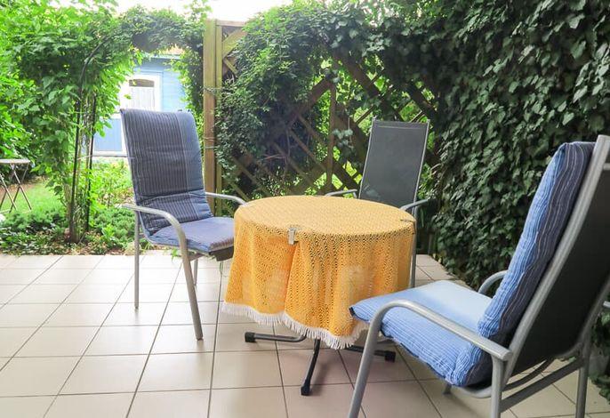 Ferienwohnung Eibl/ Terrasse