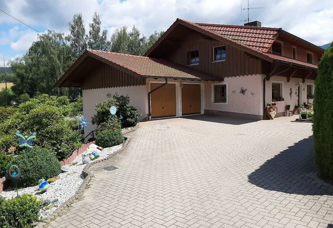 Hof-Einfahrt Haus 1