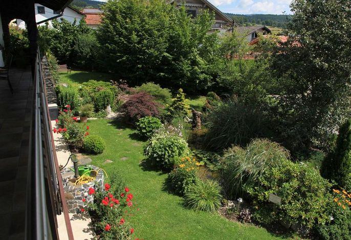 Garten Gästehaus Sch
