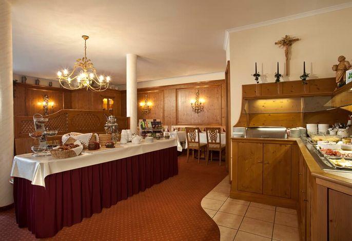 St.Peter-Stüberl/Frühstück