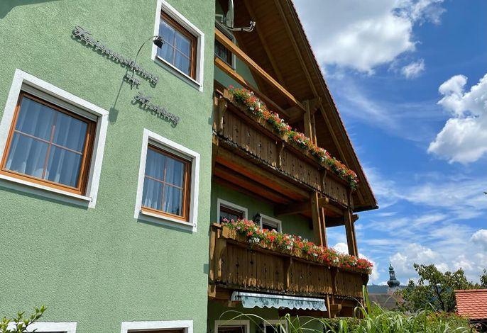 Ferienwohnung am Kirchberg - Plonner