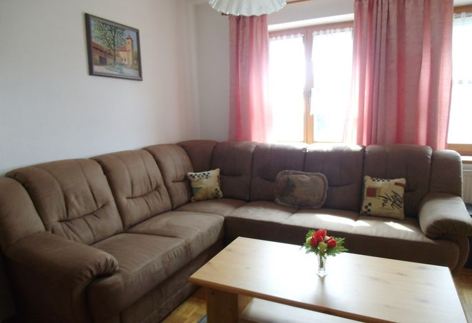 Wohnung 1 Ecksofa