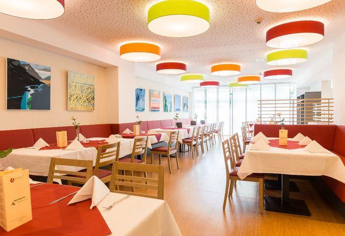 Frühstücksraum ARIBO Hotel