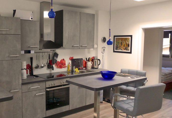 Ferienwohnung Adams - Küche