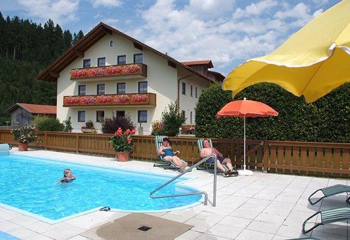 Ferienhof mit Pool