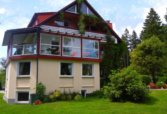 Hotel Barbara*** mit Ferienwohnungen***** (Warmensteinach)