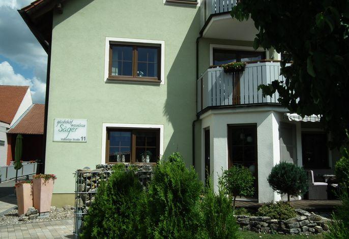 Gästehof - Weinbau SÄGER