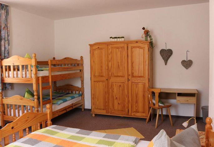 Mehrbettzimmer - Zimmerbeispiel