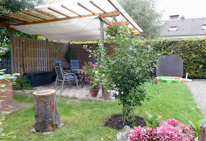 Terrasse, Ferienwohnung Zum Seeblick, Öhningen
