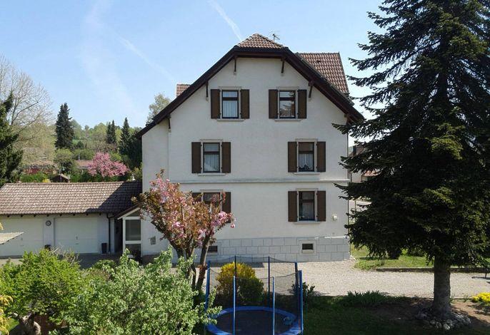 Hausansicht, Ferienwohnung Zum Seeblick, Öhningen