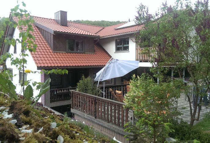 Pension mit Terrasse