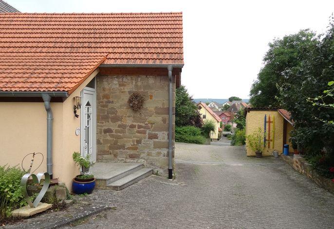 Ferienhaus Eingangsbereich