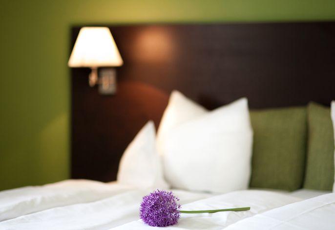 Doppelzimmer-Beispiel relexa hotel Bad Steben