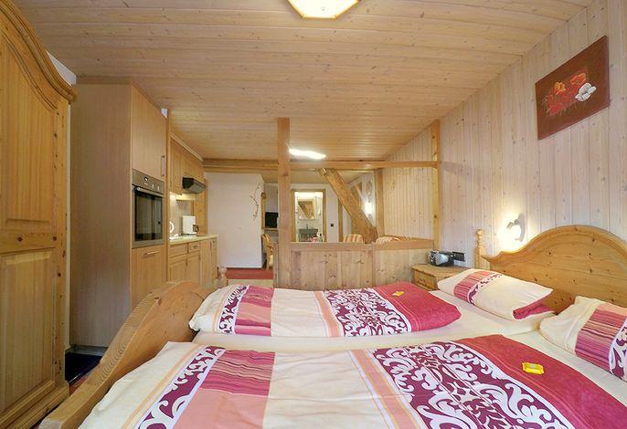 Zweiraumwohnung 1 im Bauernhaus