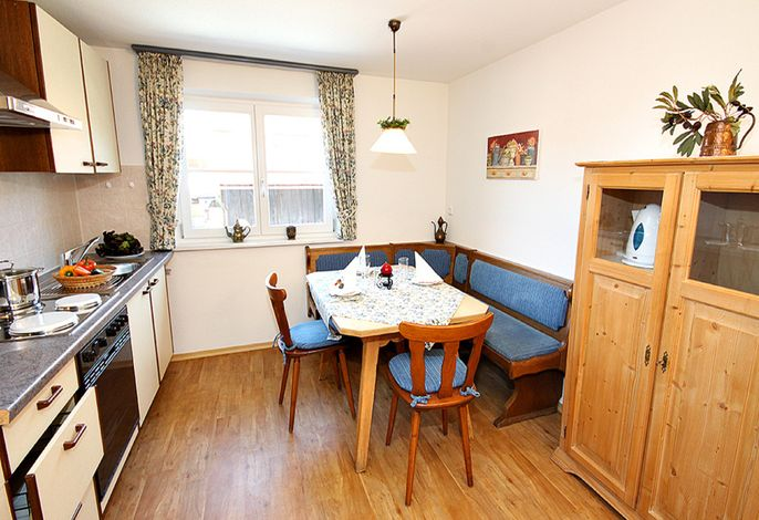 Küche Apartment 301 bergGLANZ
