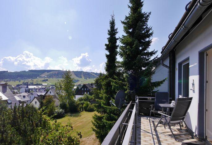 Balkon - Fewo Ettelsberg-Panorama****