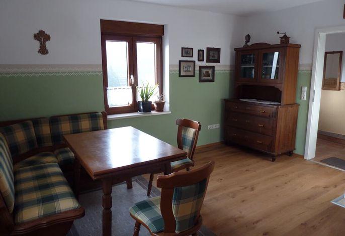 Wohnküche: Sitzecke
