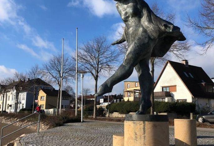 Statue Die Schleswigerin