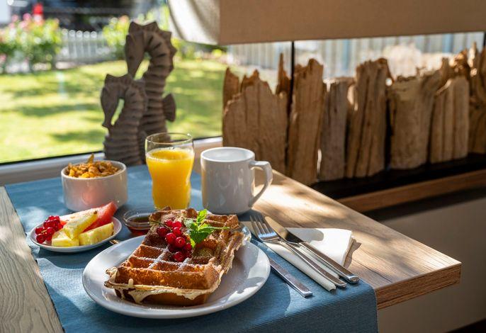 Leckeres und gesundes Frühstück genießen