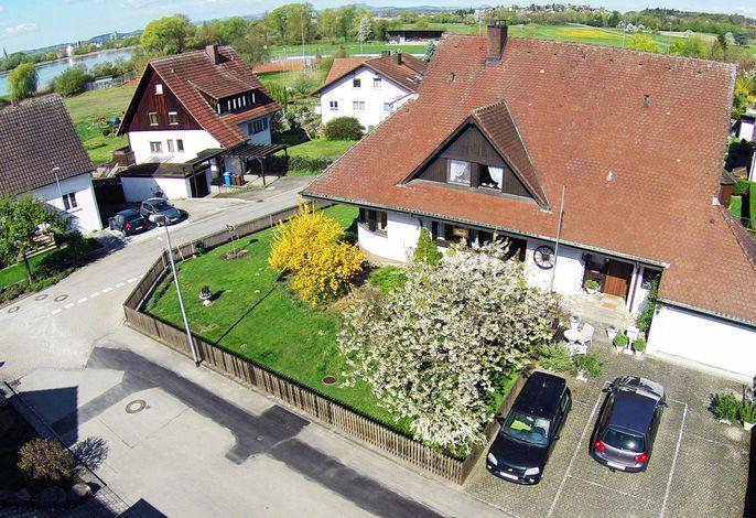 Außenansicht, Gästehaus Deggelmann, Radolfzell