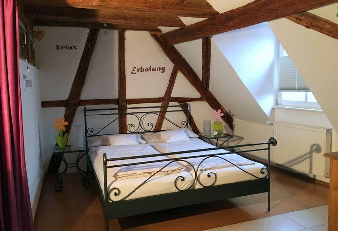 Kuschelplatz - das Schlafzimmer