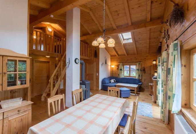 Holzblockhaus Riedls