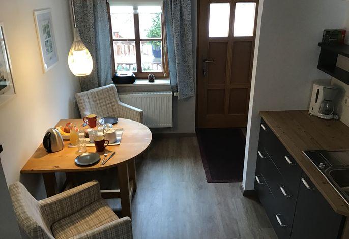 Appartement mit direktem Terrassenzugang
