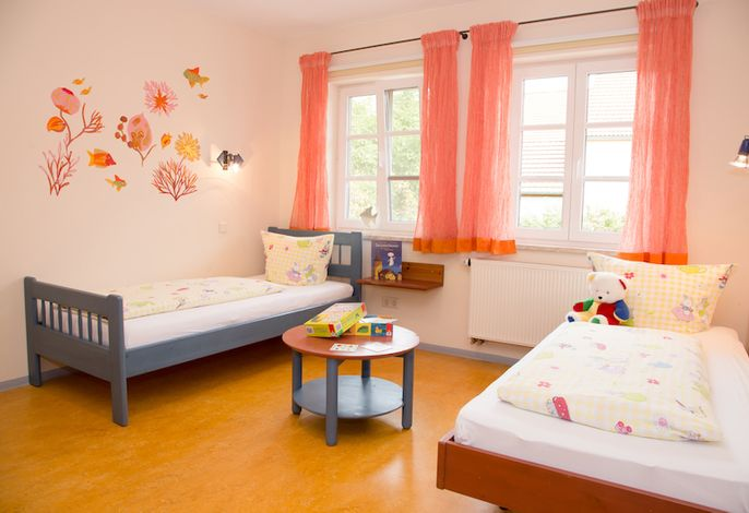 FeWo Seeblick Kinderzimmer