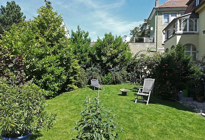 Garten Villa Paganini