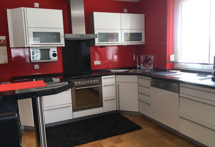 Küche, Ferienwohnung Hohenegg 1, Konstanz