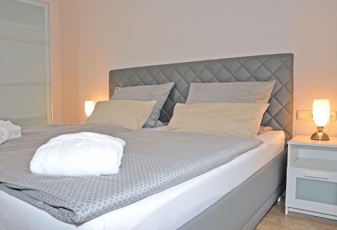 Landhaus Bruckner - Schlafzimmer 1