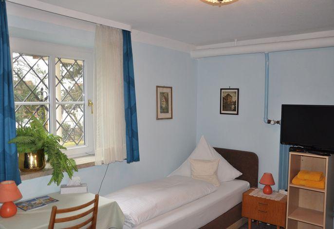 Zimmernr. 6, Gartengeschoss