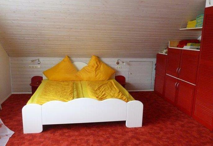 Schlafzimmer, Ferienwohnung Hukle, Ferienwohnung
