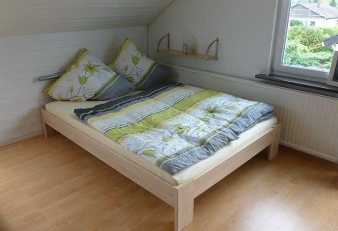 Schlafzimmer, Ferienwohnung Hukle, Uhldingen-Mühlhofen